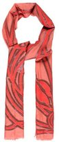 Gucci Embroidered Cashmere-Blend Scarf