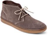 Johnston & Murphy Grey McGuffey Chukka Boots