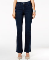 NYDJ Billie Tummy-Control Mini Bootcut Jeans