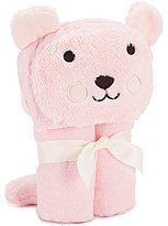 Elegant Baby Bear Bath Wrap