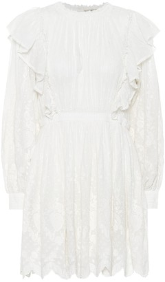 Ulla Johnson Dorithie cotton minidress