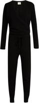 LE KASHA Lima cashmere jumpsuit