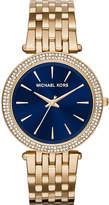 Michael Kors MK3406 Darci stainless steel watch