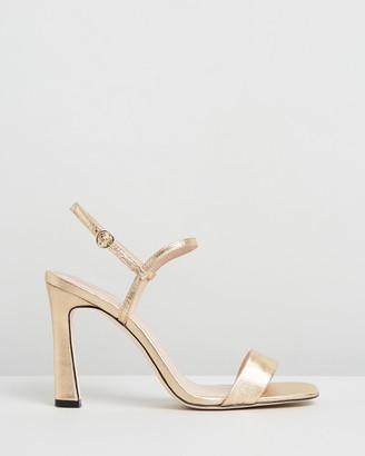 Atmos & Here Rach Leather Heels