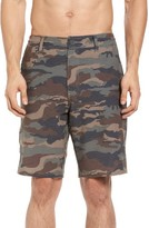 O'Neill Men's Loaded Camo Hybrid Shorts