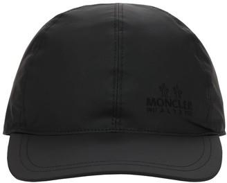 MONCLER GENIUS 1017 Alyx 9sm Logo Cotton Baseball Hat