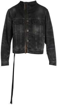 Unravel Project Moonwash Open-Side Denim Jacket