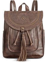 Patricia Nash Distressed Vintage Jovanna Backpack