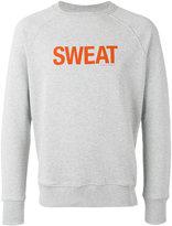 Ron Dorff Sweat screen print sweatshirt