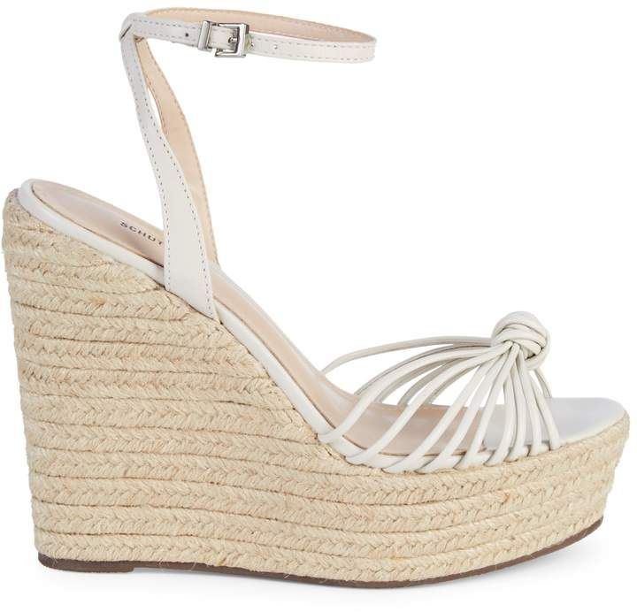 9ffd07d8780 Gianne Espadrille Platform Wedge Sandals