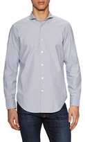 Luca Roda Printed Wingtip Dress Shirt