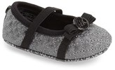 MICHAEL Michael Kors Infant Girl's 'Lilo' Crib Shoe