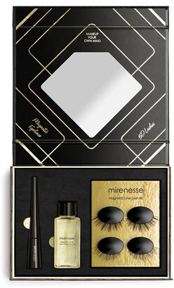 Mirenesse Magnomatic Magnetic Eyeliner w/ Reuseable Magnetic Lashes Day & Night Kit - Dramatic Marilyn
