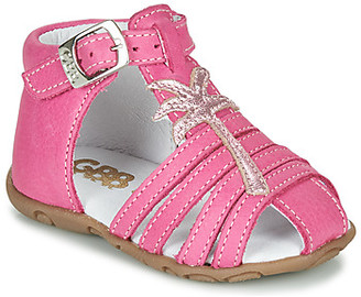 GBB ANAYA girls's Sandals in Pink