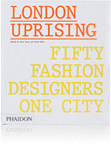 Phaidon London Uprising: Fifty Fashion Designers, One City