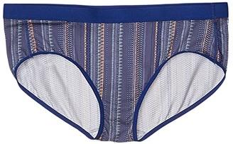 Exofficio Give-N-Go(r) Sport 2.0 Hipster (Admiral Blue) Women's Underwear