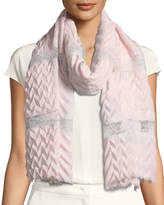 Bindya Pure Affection Wool-Silk Stole