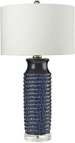 Elk Lighting Wrapped Rope 1-Light Ceramic Table Lamp