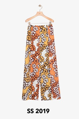 3.1 Phillip Lim Printed Multi Slit Skirt
