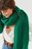 Urban Outfitters Nubby Cozy Blanket Scarf