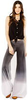 Saint Grace - Classic Carol Pants In Black Ombre Wash