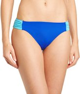 Marie Meili Bas de maillot de bain Bottom Avalon Bikini Bleu