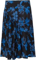 Stella McCartney floral print skirt