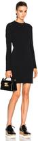 Carven Knit Mini Dress
