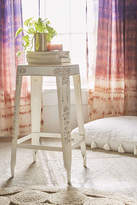 Urban Outfitters Painted Industrial Stool