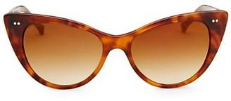 Colors In Optics Audrey Cat Eye Sunglasses