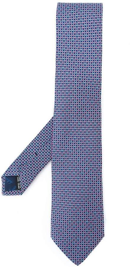 Salvatore Ferragamo designer stylised tie
