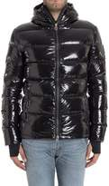 Invicta Men's Black Polyester Down Jacket.