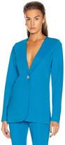 Dakota Gauge81 GAUGE81 Tuxedo Jacket in Electric Blue | FWRD