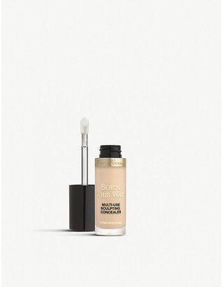 Too Faced Ladies Marshmallow Born This Way Super Coverage Multi-Use Sculpting Concealer, Size: 15ml