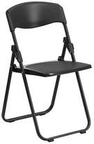 Heavy Duty Plastic Folding Chair Offex
