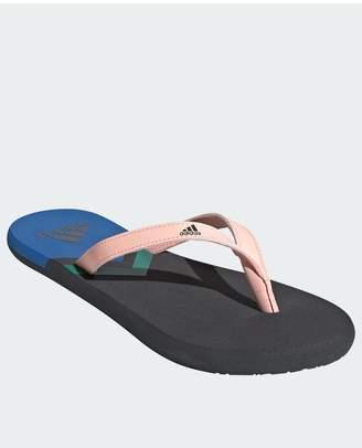 adidas Eezay Flip Flops - Pink/Camo