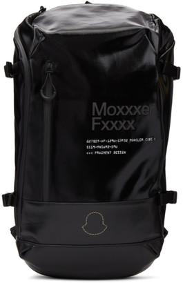 MONCLER GENIUS 7 Moncler Hiroshi Fujiwara Black Backpack