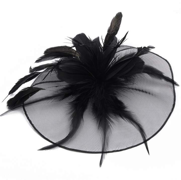 e500aa067c9ee Feather ... Fascinator Hats And Hair Fascinators - ShopStyle Canada