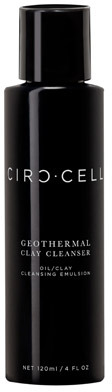 Bliss Circ-cell geothermal clay cleanser