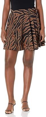 BB Dakota Women's Swing of Things Skirt