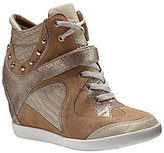 GUESS Huxley Wedge Sneakers
