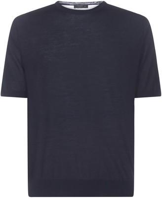 Prada Knitted Short Sleeve Jumper