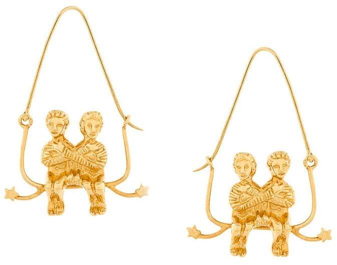 Givenchy couple earring