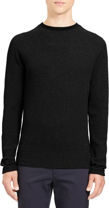 Theory River Thermal Stitch Long Sleeve T-Shirt
