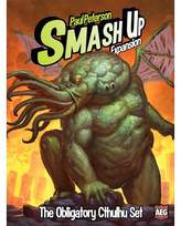 AEG Smash Up The Obligatory Cthulhu Expansion Game