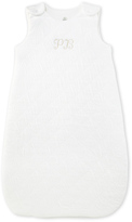 Petit Bateau Newborn padded tube cotton sleeping bag