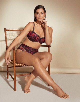 Prima Donna Palace Garden Full Cup Wire Bra