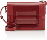 Delvaux Women's Madame PM Shoulder Bag-RED