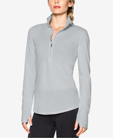 Under Armour Threadborne Streaker Half-Zip Running Top