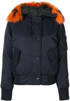 Kenzo hooded jacket